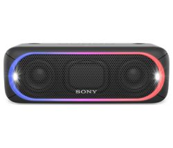 SONY EXTRA BASS SRS-XB30B Portable Bluetooth Wireless Speaker - Black
