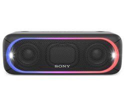 SONY EXTRA BASS SRS-XB30B Portable Bluetooth Wireless Speaker - Black