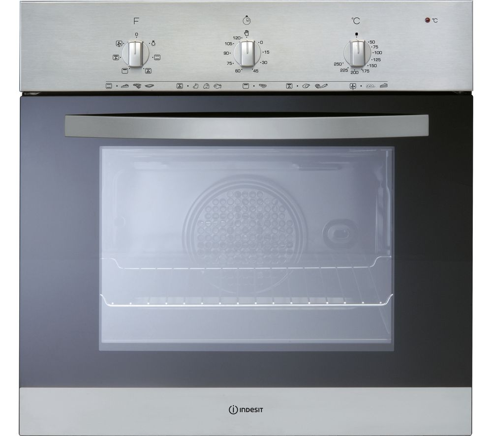INDESIT IFV 5Y0 IX Electric Oven - Inox