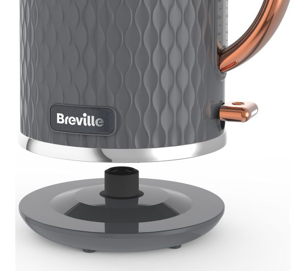 Buy Breville Curve Vkt118 Jug Kettle Grey Amp Rose Gold