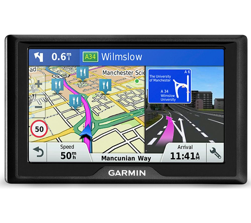 u_10162517 Sat Nav With Uk And Usa Maps on