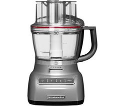 KITCHENAID 5KFP1335BCU Food Processor - Contour Silver