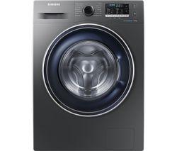 SAMSUNG WW70J5555FX/EU 7 kg 1400 Spin Washing Machine - Graphite