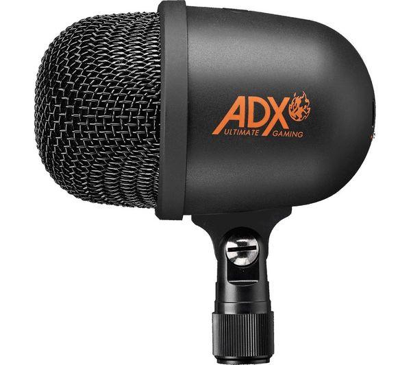 ADX Firecast A01 Microphone - Black