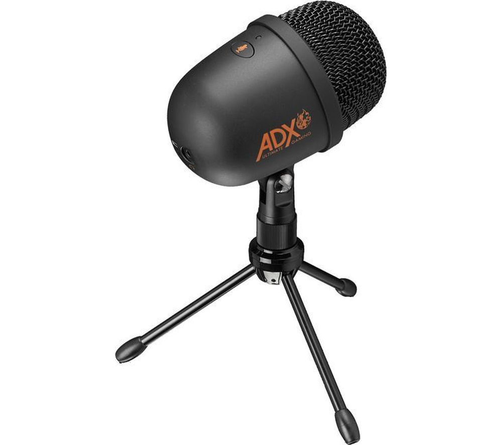 ADX Firecast A01 Microphone - Black