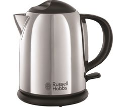 RUSSELL HOBBS Chester Compact 20190 Traditional Kettle - Stainless Steel