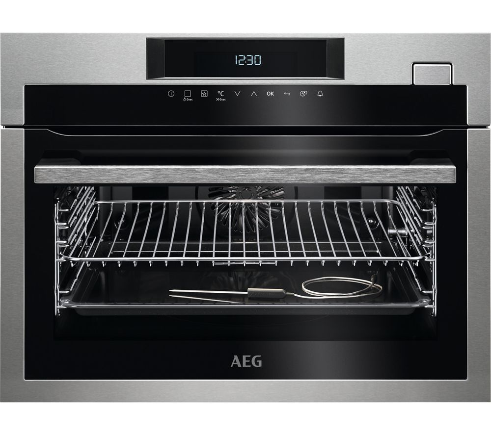 AEG KSE782220M Electric Oven - Stainless Steel