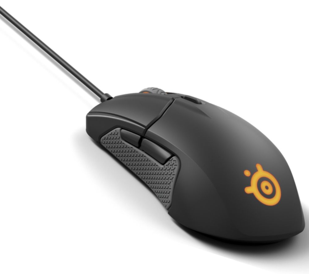 78b570538c9 STEELSERIES Sensei 310 Optical Gaming Mouse Deals | PC World