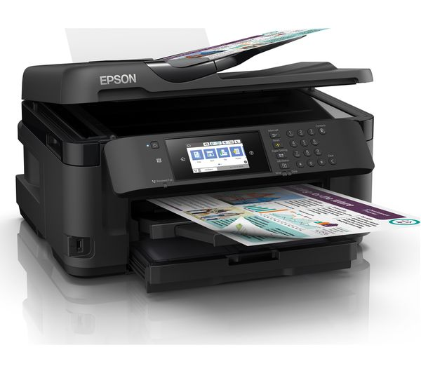 Buy Epson Workforce Wf 7715dwf All In One Wireless A3
