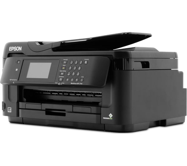 how to connect epson wireless printer to wifi