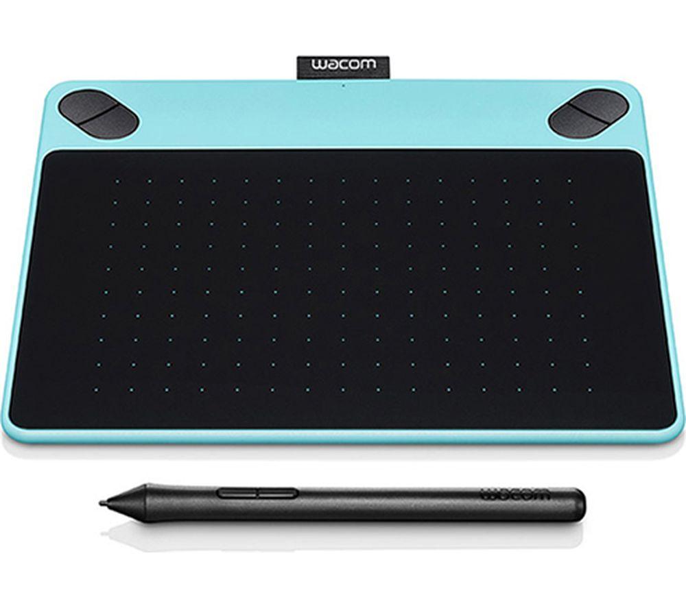 "WACOM Intuos Draw 6"" Graphics Tablet - Blue"