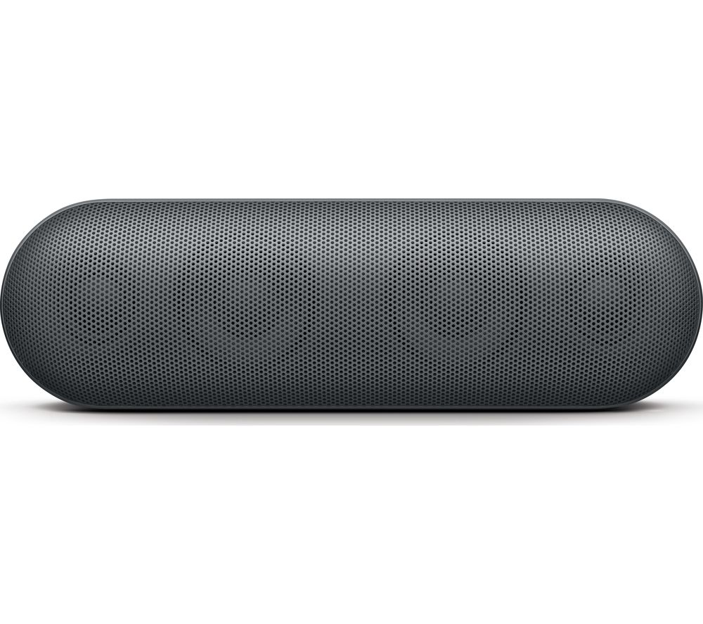 BEATS Pill+ Portable Bluetooth Wireless Speaker -  Asphalt Grey