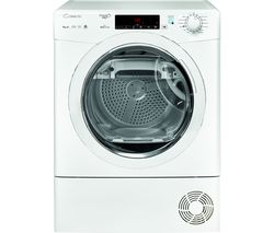 CANDY Grando Vita GSV H9A2TE NFC 9 kg Heat Pump Tumble Dryer - White