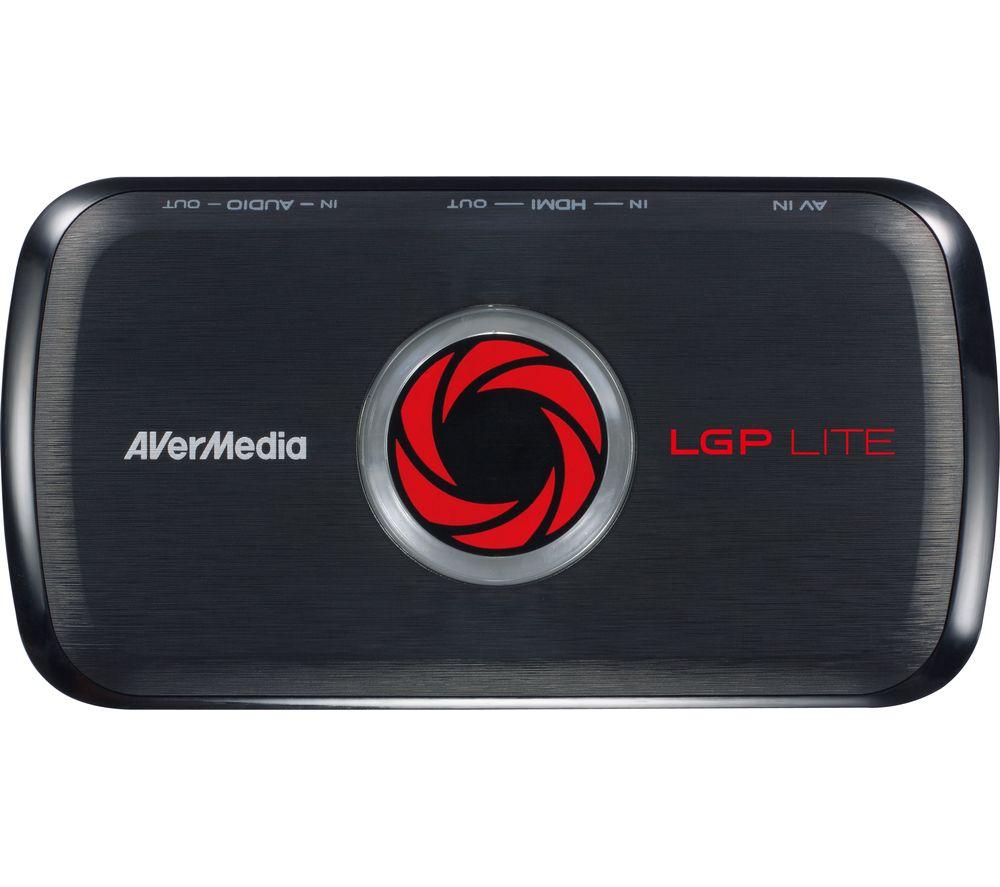 AVERMEDIA GL310 LGP LITE Console Game Capture Card