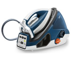 TEFAL Pro Express GV7850 Steam Generator Iron - Blue & White Best Price, Cheapest Prices