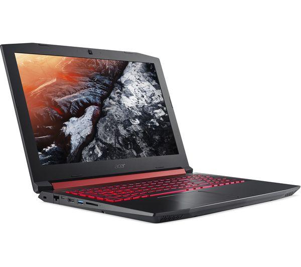 "Image of ACER Nitro 5 15.6"" Intel® Core™ i5 GTX 1050 Gaming Laptop - 256 GB SSD"