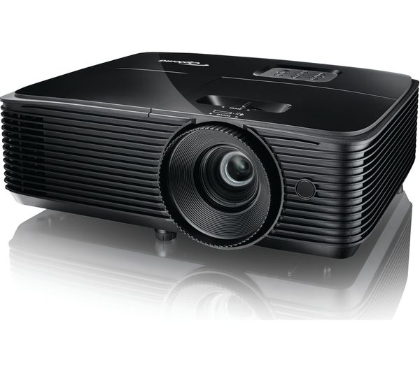 8426f0405313ff OPTOMA HD144x Full HD Home Cinema Projector Fast Delivery | Currysie