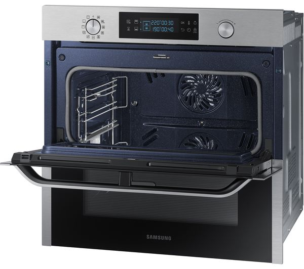 buy samsung dual cook flex nv75n5671rs electric oven. Black Bedroom Furniture Sets. Home Design Ideas