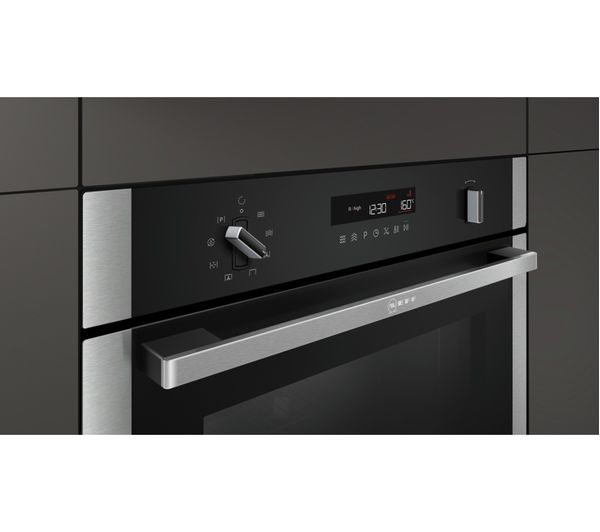 Neff Double Oven Microwave Combination: Buy NEFF C1APG64N0B Built-in Combination Microwave