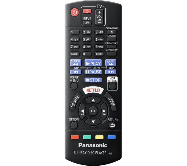Buy PANASONIC UB420 Smart 4K Ultra HD Blu-ray & DVD Player