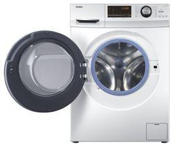 HAIER HW90-B14636 9 kg 1400 Spin Washing Machine - White