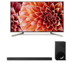 "SONY BRAVIA KD49XF9005BU 49"" Smart 4K Ultra HD HDR LED TV"