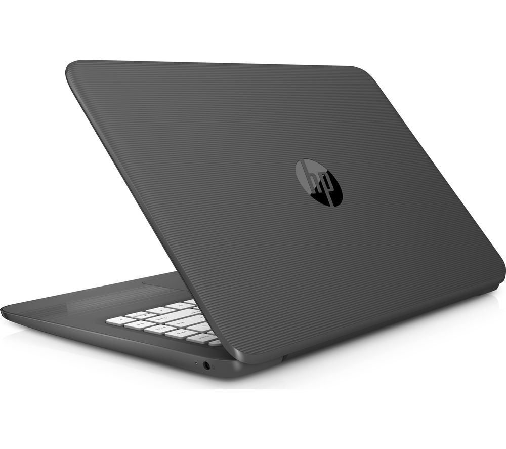 "Image of HP Stream 14-ax056sa 14"" Intel® Celeron Laptop - 32 GB eMMC, Grey, Grey"