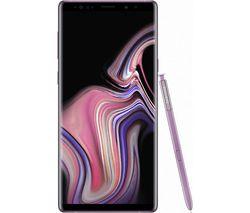 SAMSUNG Galaxy Note 9 - 128 GB, Lavender