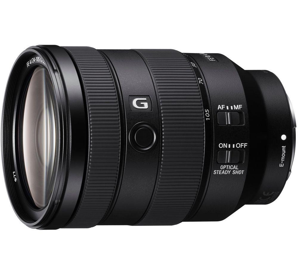SONY FE 24-105 mm f/4 G OSS Standard Zoom Lens