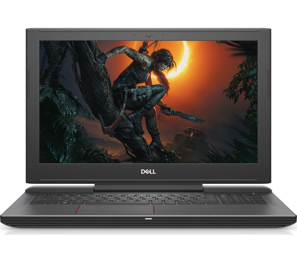 "DELL G5 15.6"" Intel® Core™ i7 GTX 1060 Gaming Laptop - 1 TB HDD & 256 GB SSD"
