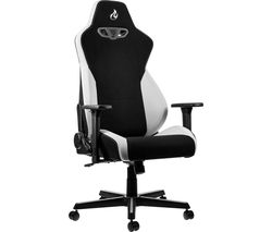 S300 Gaming Chair - White