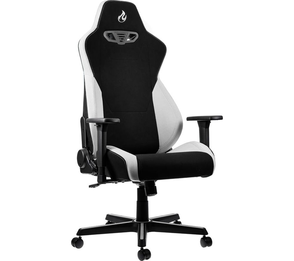 NITRO CONCEPTS S300 Gaming Chair - White