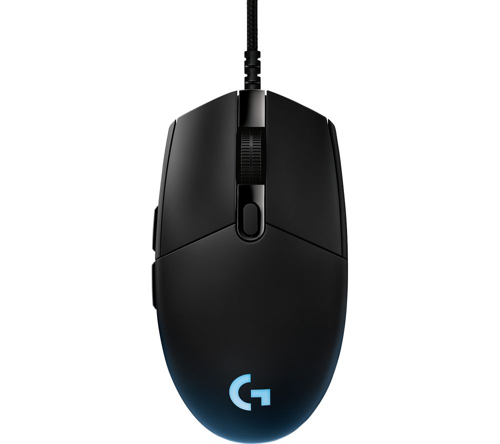 LOGITECH G Pro RGB Hero Optical Gaming Mouse