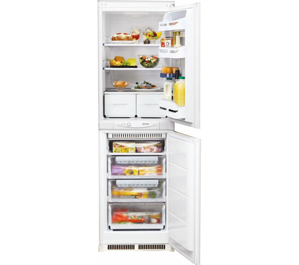 INDESIT IN C 325 FF.1 Integrated 50/50 Fridge Freezer