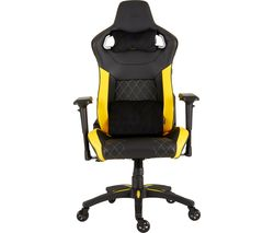CORSAIR T1 Race Gaming Chair - Black & Orange