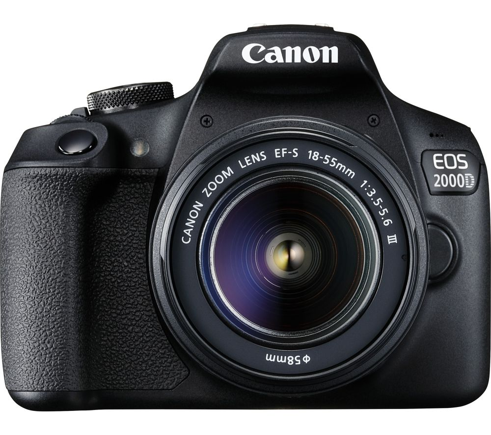 Click to view product details and reviews for Canon Eos 2000d Dslr Camera With Ef S 18 55 Mm F 35 56 Iii Lens.