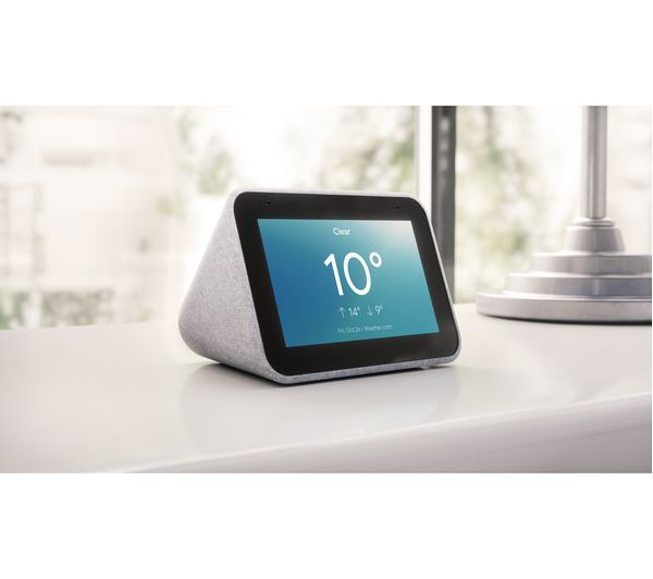 Buy Lenovo Smart Clock With Google Assistant Free