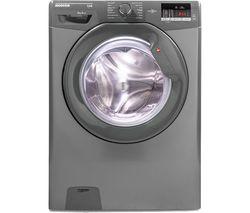 HOOVER Link HL 1692DG3G NFC 9 kg 1600 Spin Washing Machine - Graphite