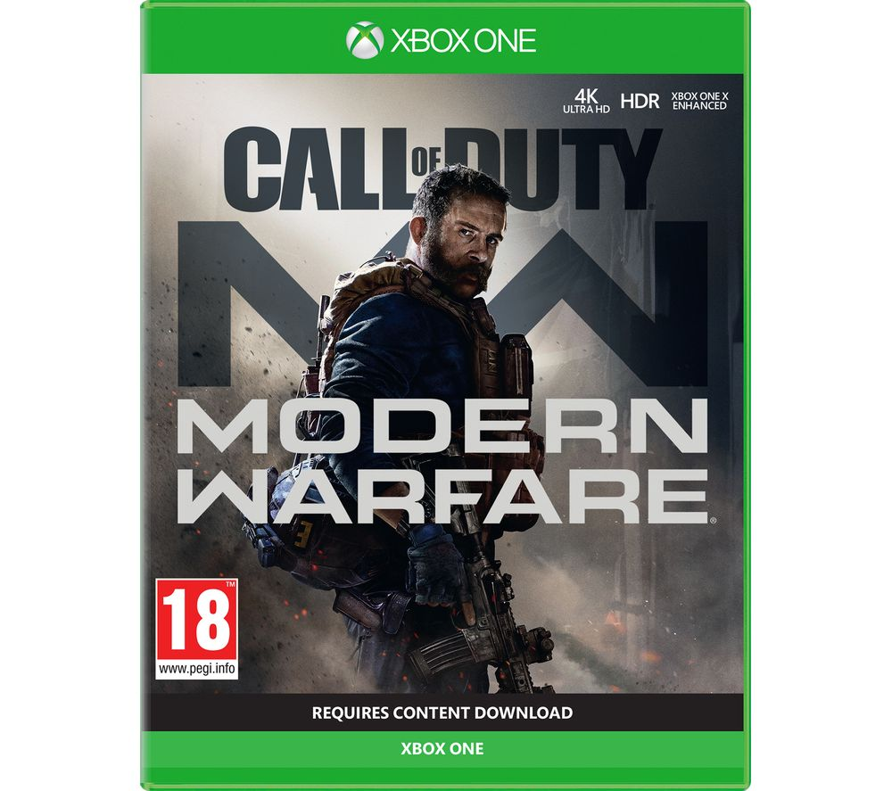 XBOX ONE Call of Duty: Modern Warfare (2019)