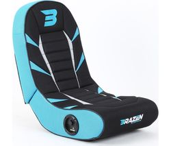 Python Wireless Bluetooth Gaming Chair - Blue