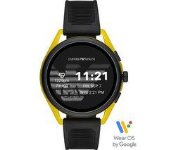 Image of EMPORIO ARMANI ART5022 Smartwatch - Yellow, Universal