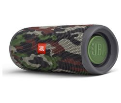 JBL Flip 5 Portable Bluetooth Speaker - Camouflage
