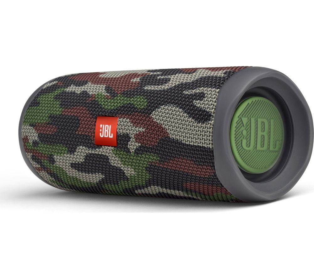 Flip 5 Portable Bluetooth Speaker - Camouflage