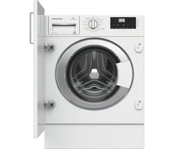 GWI38430 Integrated 8 kg 1400 Spin Washing Machine