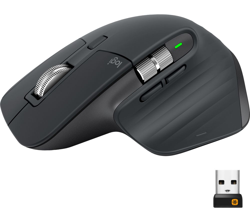 LOGITECH MX Master 3 Wireless Darkfield Mouse