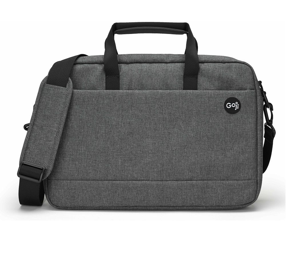 GOJI G14LBGY20 14 inch Laptop Bag - Grey