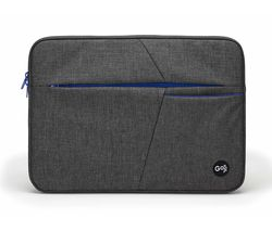 "G15SBLG20 15.6"" Laptop Sleeve - Grey & Blue"