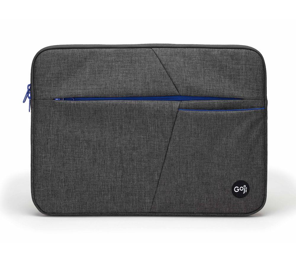 "GOJI G15SBLG20 15.6"" Laptop Sleeve - Grey & Blue"