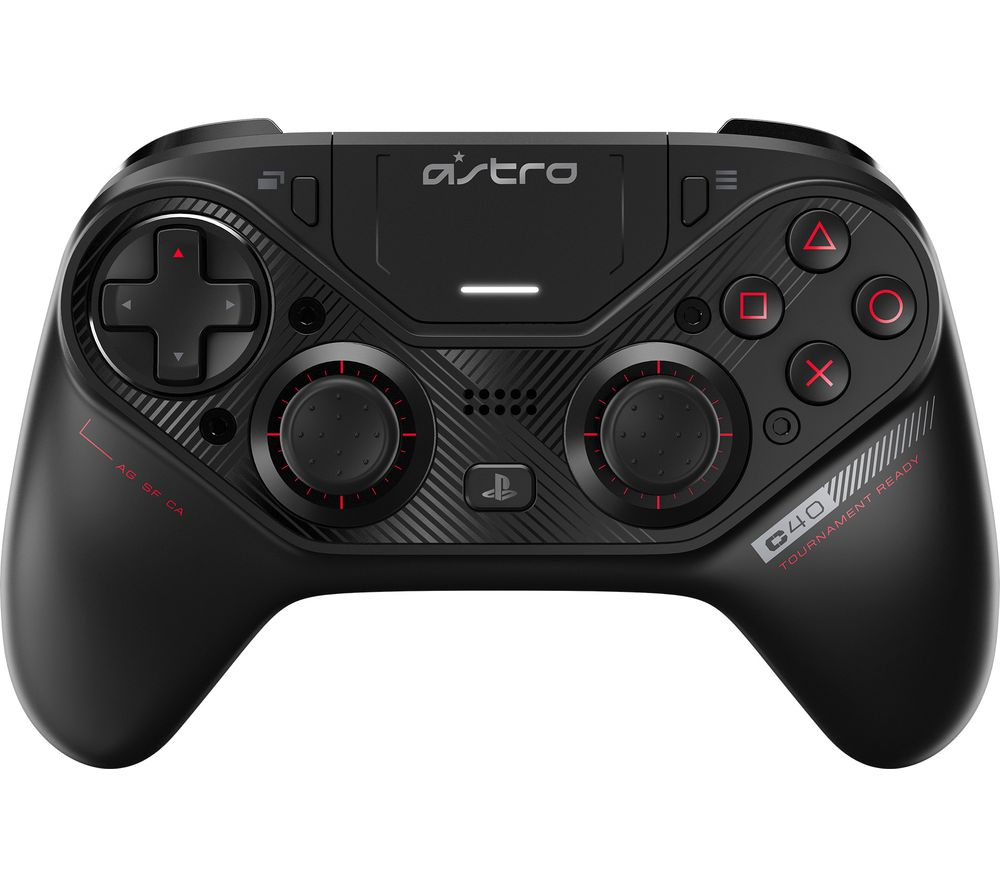 Image of ASTRO C40 TR Wireless Controller - Black, Black