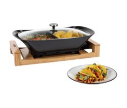 Multi Cook Pure Worktop Cooker - Black